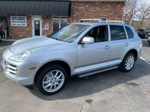 2009 Porsche Cayenne for sale at Auto Choice in Belton MO