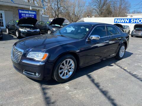 2012 Chrysler 300 for sale at Brucken Motors in Evansville IN