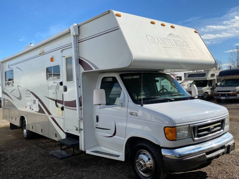 2004 Jayco SALE PENDING!! GRANITE RIDGE for sale at NOCO RV Sales in Loveland CO