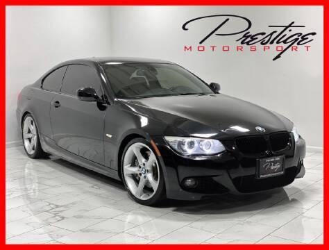 2013 BMW 3 Series for sale at Prestige Motorsport in Rancho Cordova CA