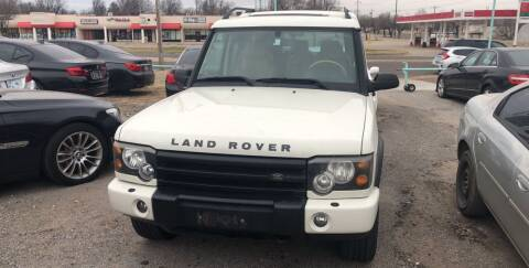 2003 Land Rover Discovery for sale at 733 Cars in Oklahoma City OK