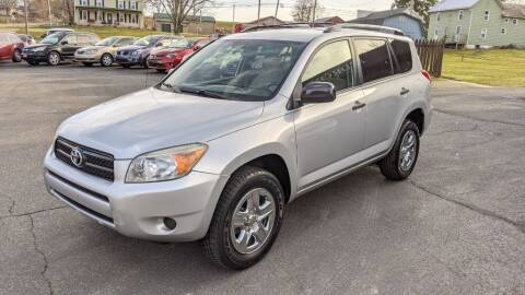 2007 Toyota RAV4 for sale at Kidron Kars INC in Orrville OH