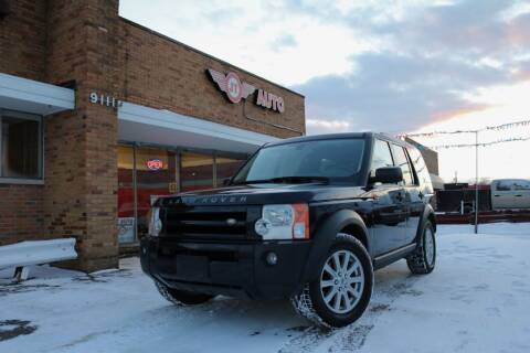 2007 Land Rover LR3 for sale at JT AUTO in Parma OH