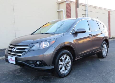 2014 Honda CR-V for sale at Low Cost Cars North in Whitehall OH