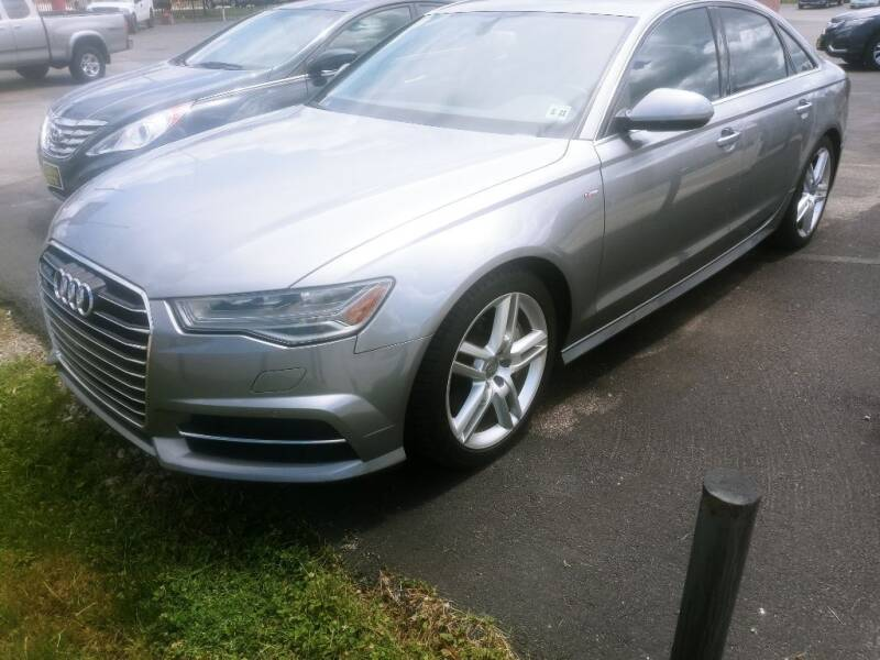 2016 Audi A6 for sale at ENZO AUTO in Parma OH