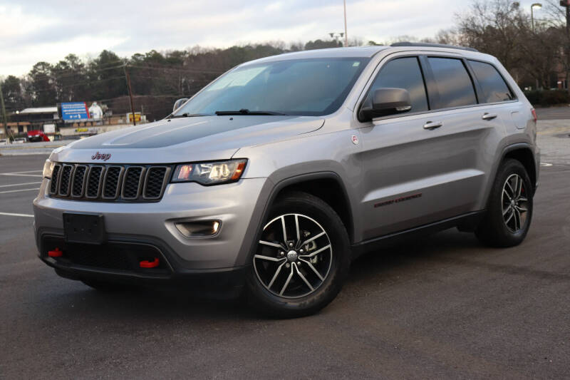 2017 Jeep Grand Cherokee for sale at Auto Guia in Chamblee GA