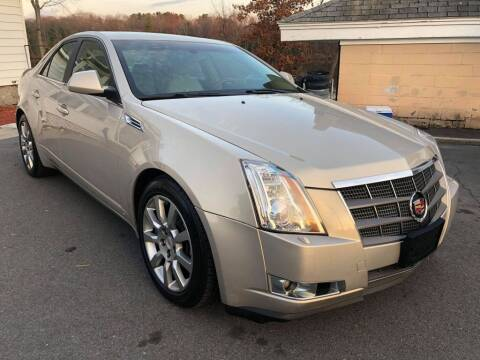 2009 Cadillac CTS for sale at Dracut's Car Connection in Methuen MA