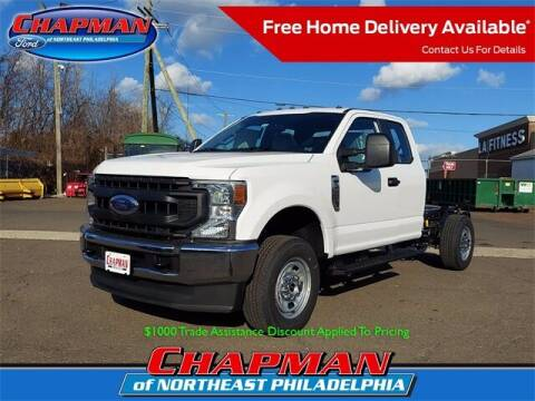 2021 Ford F-350 Super Duty for sale at CHAPMAN FORD NORTHEAST PHILADELPHIA in Philadelphia PA