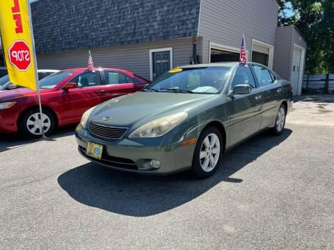 2005 Lexus ES 330 for sale at JK & Sons Auto Sales in Westport MA