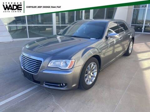 2012 Chrysler 300 for sale at Stephen Wade Pre-Owned Supercenter in Saint George UT