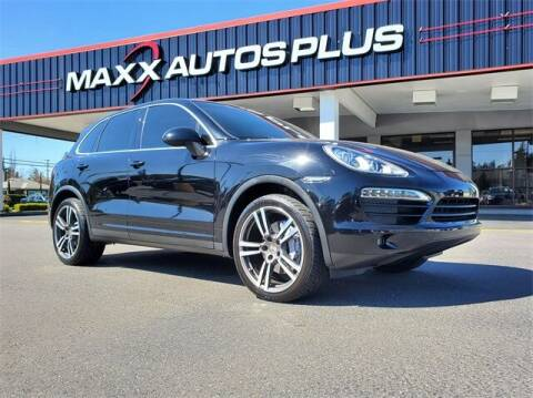 2012 Porsche Cayenne for sale at Maxx Autos Plus in Puyallup WA