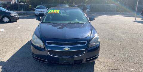 2011 Chevrolet Malibu for sale at Auto Mart in North Charleston SC