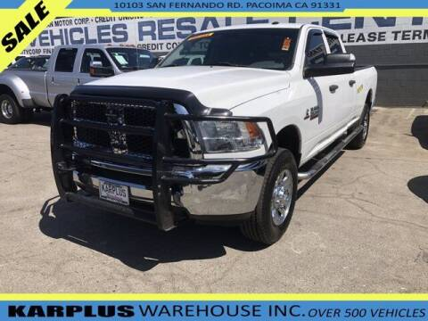 2017 RAM Ram Pickup 2500 for sale at Karplus Warehouse in Pacoima CA