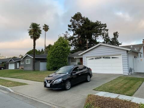 2017 Nissan Sentra for sale at Blue Eagle Motors in Fremont CA