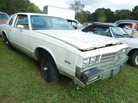1985 Chevrolet Monte Carlo for sale at Classic Cars of South Carolina in Gray Court SC