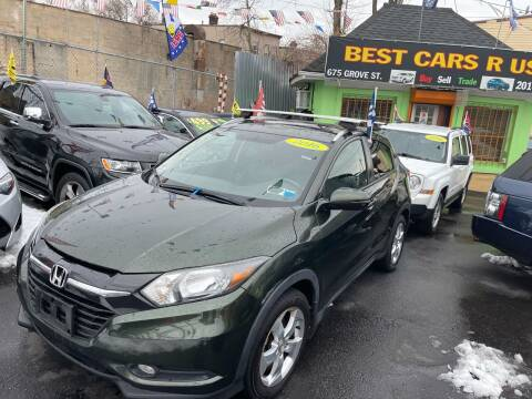 2016 Honda HR-V for sale at Best Cars R Us LLC in Irvington NJ
