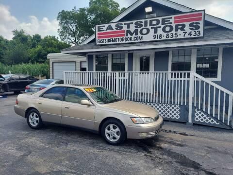 1997 Lexus ES 300 for sale at EASTSIDE MOTORS in Tulsa OK