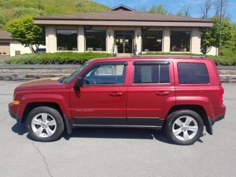 2016 Jeep Patriot for sale at K & L AUTO SALES, INC in Mill Hall PA