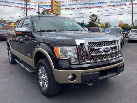 2012 Ford F-150 for sale at Active Auto Sales in Hatboro PA