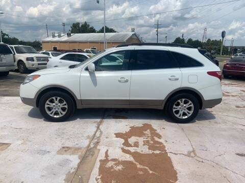 2010 Hyundai Veracruz for sale at Uncle Ronnie's Auto LLC in Houma LA