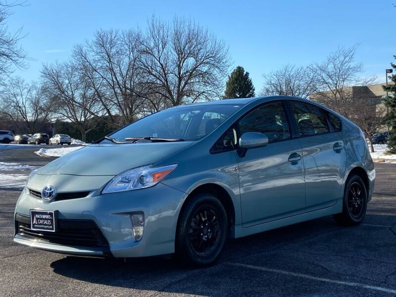 2013 Toyota Prius for sale at North Imports LLC in Burnsville MN
