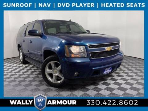 2007 Chevrolet Suburban for sale at Wally Armour Chrysler Dodge Jeep Ram in Alliance OH