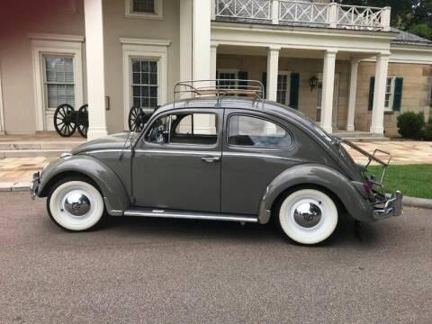 1963 Volkswagen Beetle for sale at Vintage Motor Cars LLC in Rossville GA