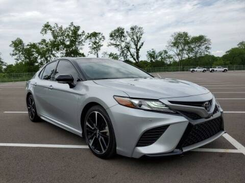 2018 Toyota Camry for sale at CON ALVARO ¡TODOS CALIFICAN!™ in Columbia TN