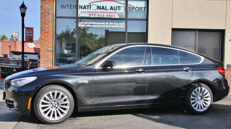 2013 BMW 5 Series for sale at INTERNATIONAL AUTOSPORT INC in Pompton Lakes NJ