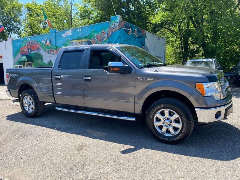 2013 Ford F-150 for sale at Showcase Motors in Pittsburgh PA