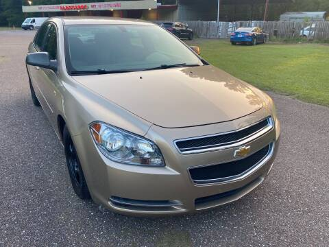 2008 Chevrolet Malibu for sale at Carlyle Kelly in Jacksonville FL