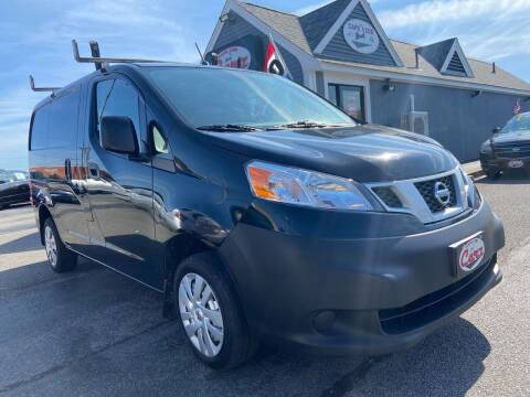 2015 Nissan NV200 for sale at Cape Cod Carz in Hyannis MA