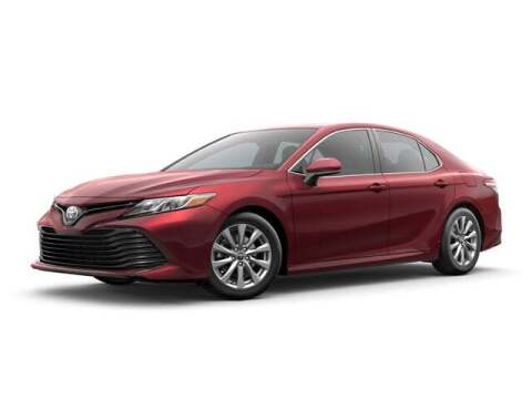 2018 Toyota Camry for sale at SULLIVAN MOTOR COMPANY INC. in Mesa AZ