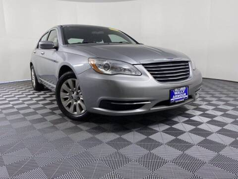 2014 Chrysler 200 for sale at GotJobNeedCar.com in Alliance OH