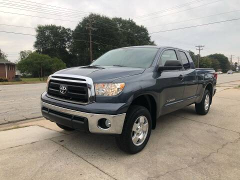2010 Toyota Tundra for sale at E Motors LLC in Anderson SC