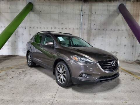 2015 Mazda CX-9 for sale at Kelley Autoplex in San Antonio TX