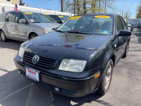 2002 Volkswagen Jetta for sale at Elmora Auto Sales in Elizabeth NJ