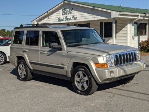 2007 Jeep Commander for sale at Best Used Cars Inc in Mount Olive NC