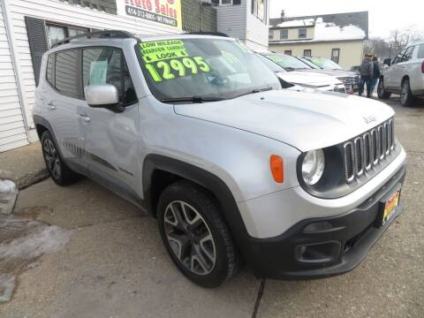 2015 Jeep Renegade for sale at Uno's Auto Sales in Milwaukee WI