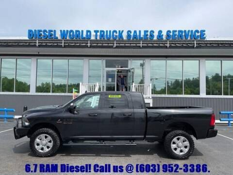 2017 RAM Ram Pickup 2500 for sale at Diesel World Truck Sales in Plaistow NH