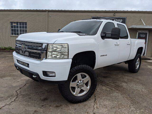 2011 Chevrolet Silverado 2500HD for sale at Quality Auto of Collins in Collins MS