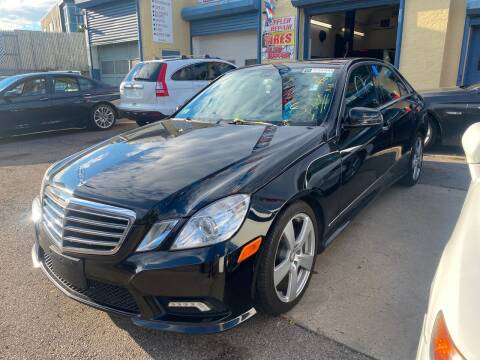 2011 Mercedes-Benz E-Class for sale at Polonia Auto Sales and Service in Hyde Park MA