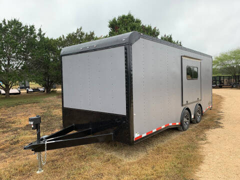 2021 CARGO CRAFT 8.5X20 AUTO CARRIER for sale at Trophy Trailers in New Braunfels TX