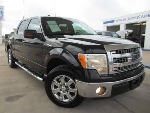 2014 Ford F-150 for sale at Jays Kars in Bryan TX