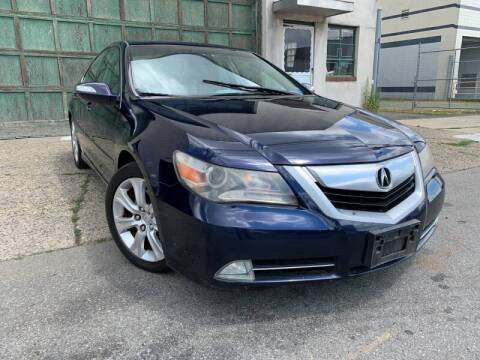 2010 Acura RL for sale at Illinois Auto Sales in Paterson NJ