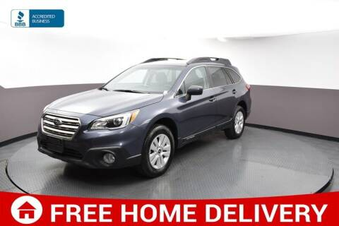 2017 Subaru Outback for sale at Florida Fine Cars - West Palm Beach in West Palm Beach FL