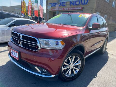 2014 Dodge Durango for sale at Drive Now Autohaus in Cicero IL