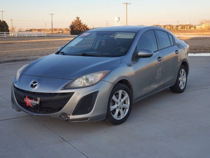 2010 Mazda MAZDA3 for sale at Chihuahua Auto Sales in Perryton TX
