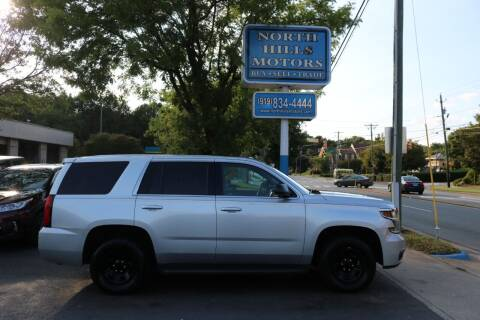 2017 Chevrolet Tahoe for sale at North Hills Motors in Raleigh NC