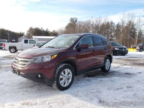 2013 Honda CR-V for sale at Manchester Motorsports in Goffstown NH